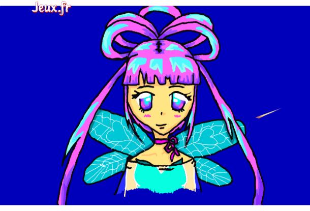 Petite Libellue fille-libellule