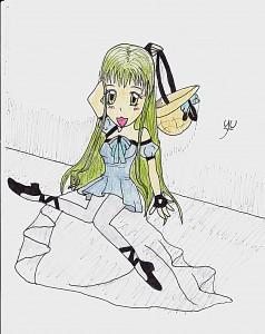 Pour ma Célia ♥ dans dessins coloriés image8-238x300
